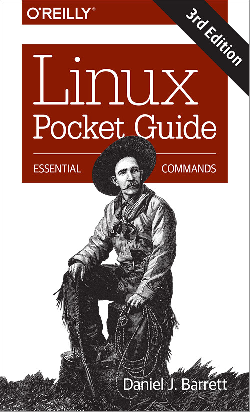 Linux Pocket Guide: Essential Commands - Free eBooks Download
