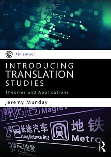 BY TRANSLATION AND STUDIES MUNDAY INTRODUCING APPLICATIONS PDF THEORIES JEREMY