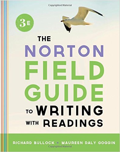 the norton field guide to writing ebook free download When students purchase an ebook from norton, they receive access to all additional learning tools that accompany the book, including inquizitive.