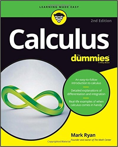 Learn calculus for dummies