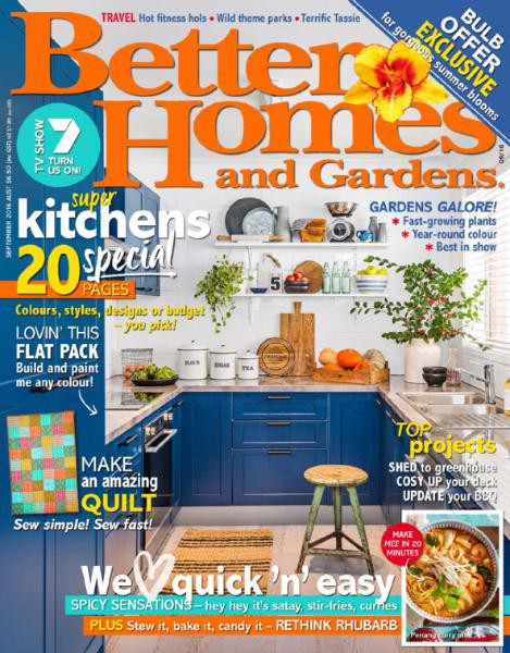Better homes and gardens australia september 2016 free Better homes and gardens download