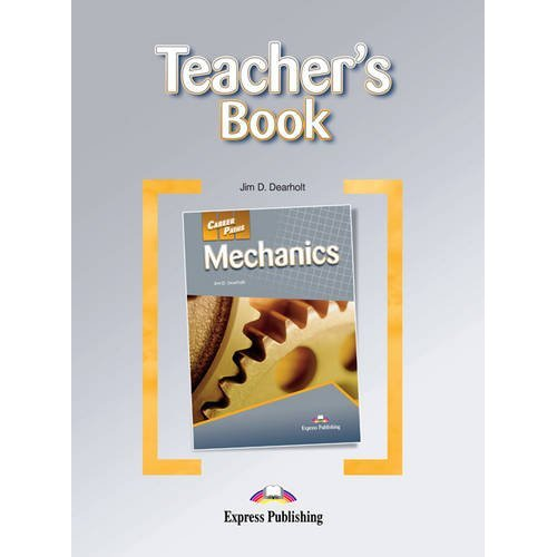 Career Paths - Mechanics: Teacher's Book
