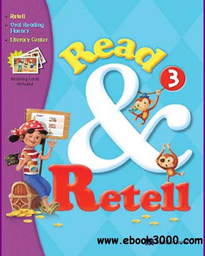ENGLISH COURSE ? Read and Retell ? Level 3 ? Student's Book with Audio CD (2012)