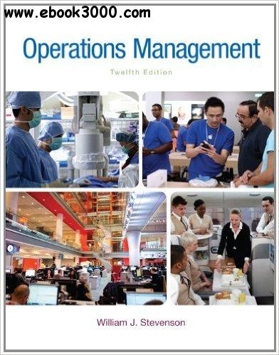 Operations Management (5th Edition) - PDF Free Download