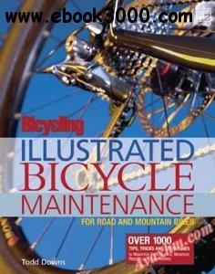Bicycling Magazine's Illustrated Guide to Bicycle Maintenance - Free eBooks Download