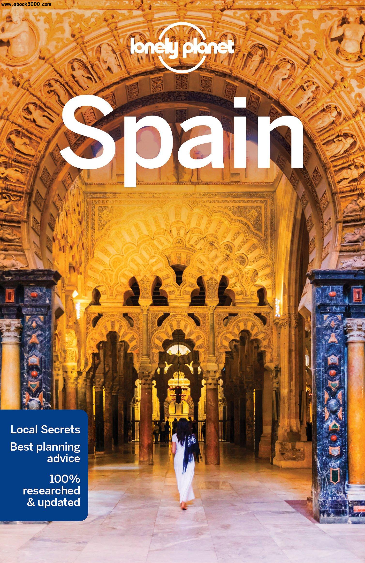 Lonely Planet Spanien