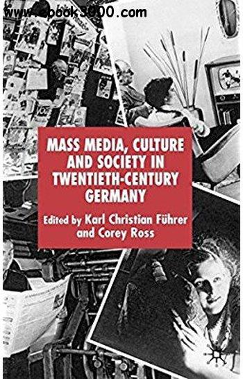 mass media culture and society What's here  the media are deeply integrated into everyday life, culture, and business society is changing as people increasingly use media (eg, facebook) to keep in touch.