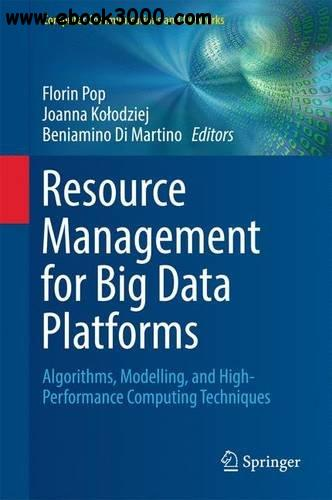 big data techniques and technologies in geoinformatics pdf