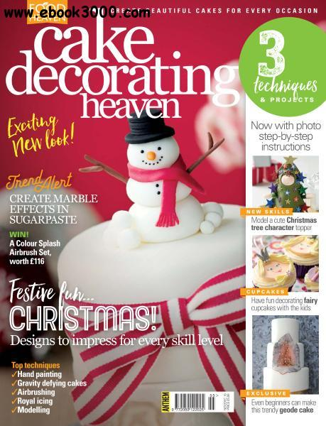 Cake Decorating Heaven - November-December 2016 - Free ...