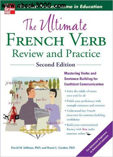the ultimate french verb review and practice 2nd edition. Black Bedroom Furniture Sets. Home Design Ideas