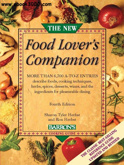 New Food Lover S Companion Th Edition
