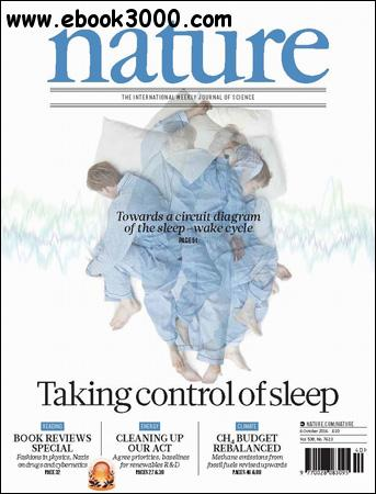 Nature Magazine - 6 October 2016 - Free eBooks Download