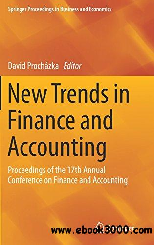 Changes and new trends in accounting