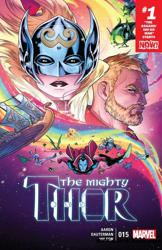 The Mighty Thor 015 (2017)