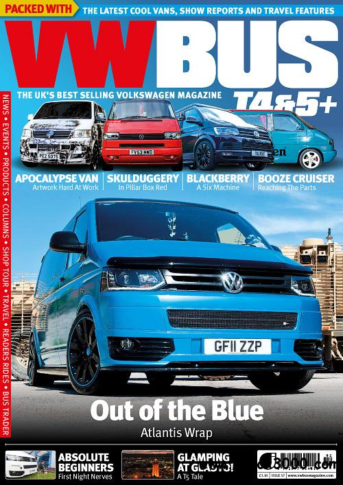 Vw Bus T4 Amp 5 Issue 57 2017 Free Ebooks Download