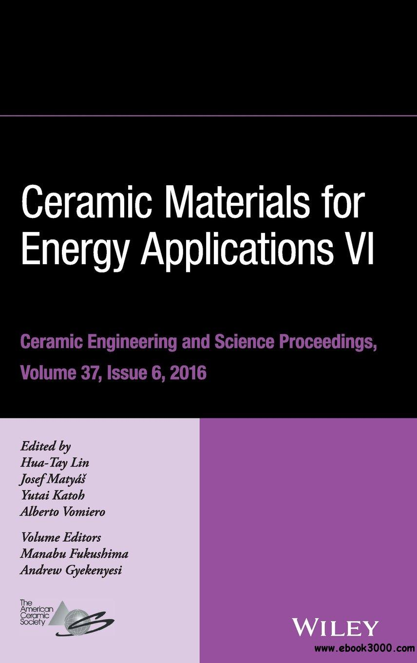 ceramic materials science and engineering pdf