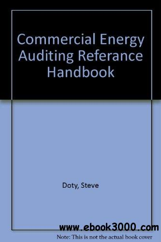 procedures for commercial building energy audits free download
