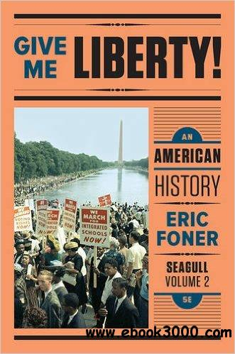 an analysis of eric foner and his writings Eric foner give me liberty an american history order description in a seven to nine page typed, double-spaced term paper, you are to choose from one of the two choices offered below your finished paper must be well cited with a bibliography or works cited page at the end i expect to see at least [.