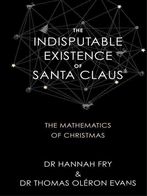 the indisputable existence of santa claus pdf