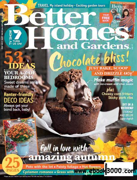Better homes and gardens australia may 2017 free Better homes and gardens au
