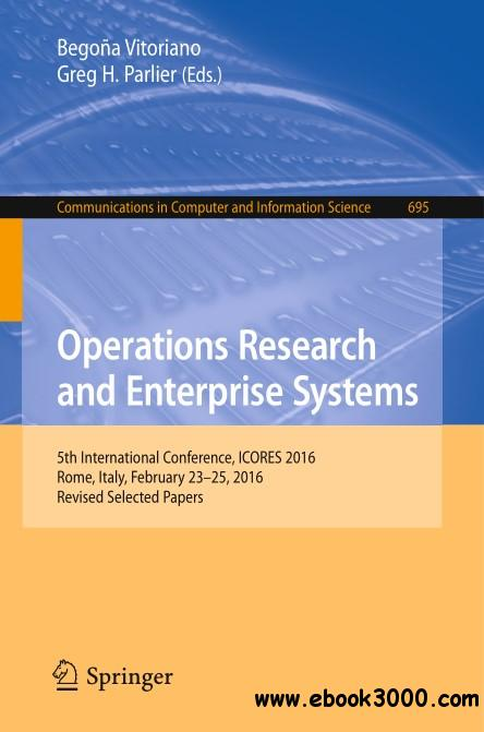 papers in applications of operations research 49 international conference on analytics in operational research , and theme: analytics in operational research paper presentations at the conference will be organized in parallel sessions within the thematic streams extended abstracts of research papers focussed on theory and real world applications are invited for.