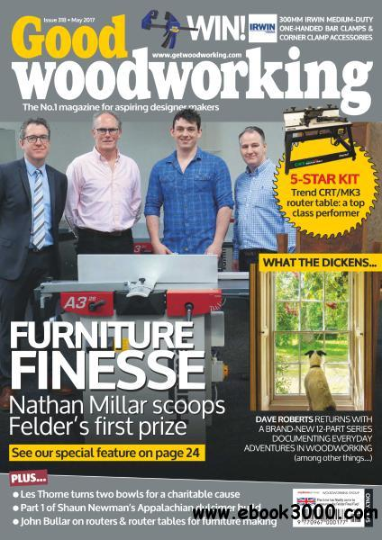good woodworking magazine march 2017 pdf