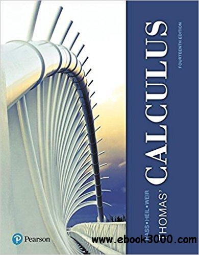 Thomas' Calculus, 14th  Edition