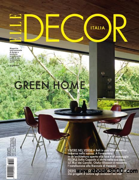 elle decor italia giugno 2017 free ebooks download