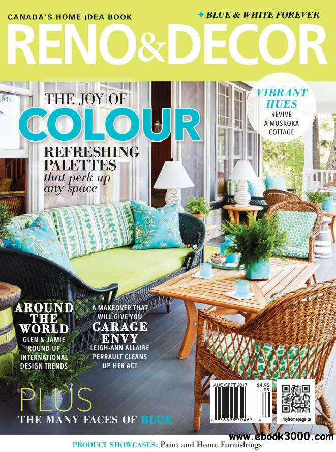 Reno Decor August September 2017 Free Ebooks Download