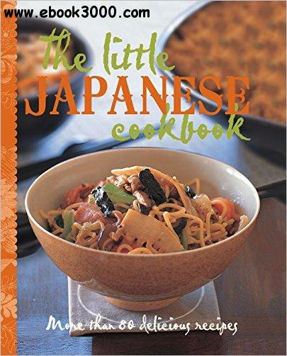 The little japanese cookbook more than 80 delicious recipes free the little japanese cookbook more than 80 delicious recipes forumfinder Images