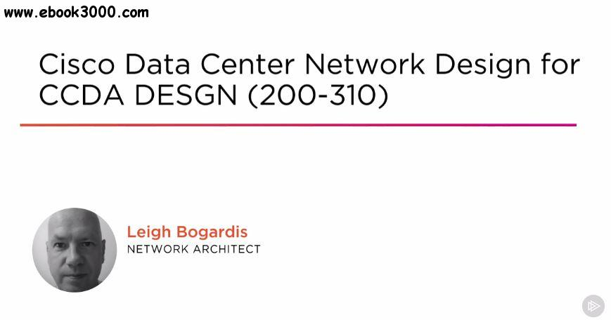 Cisco Data Center Network Design for CCDA DESGN (200-310)