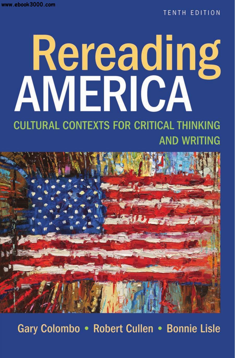 rereading america essays on american literature