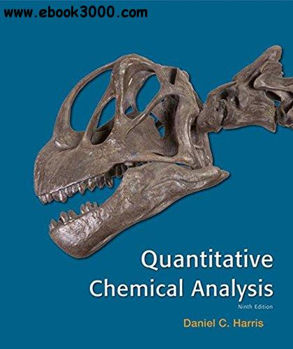 Quantitative Chemical Analysis, 9th Edition