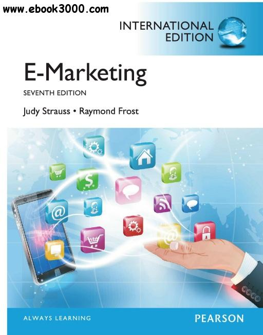 E-marketing: International 7th Edition