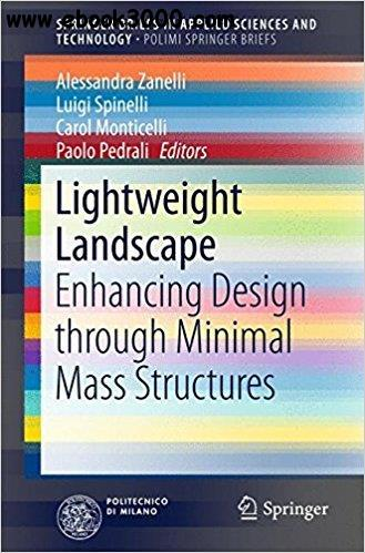 Lightweight Landscape: Enhancing Design through Minimal Mass Structures