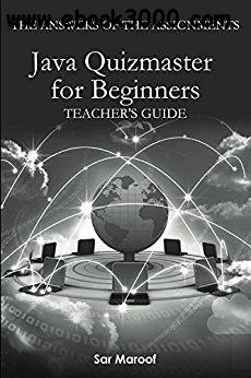 The answers of the assignments of Java quizmaster for beginners: Teacher's guide