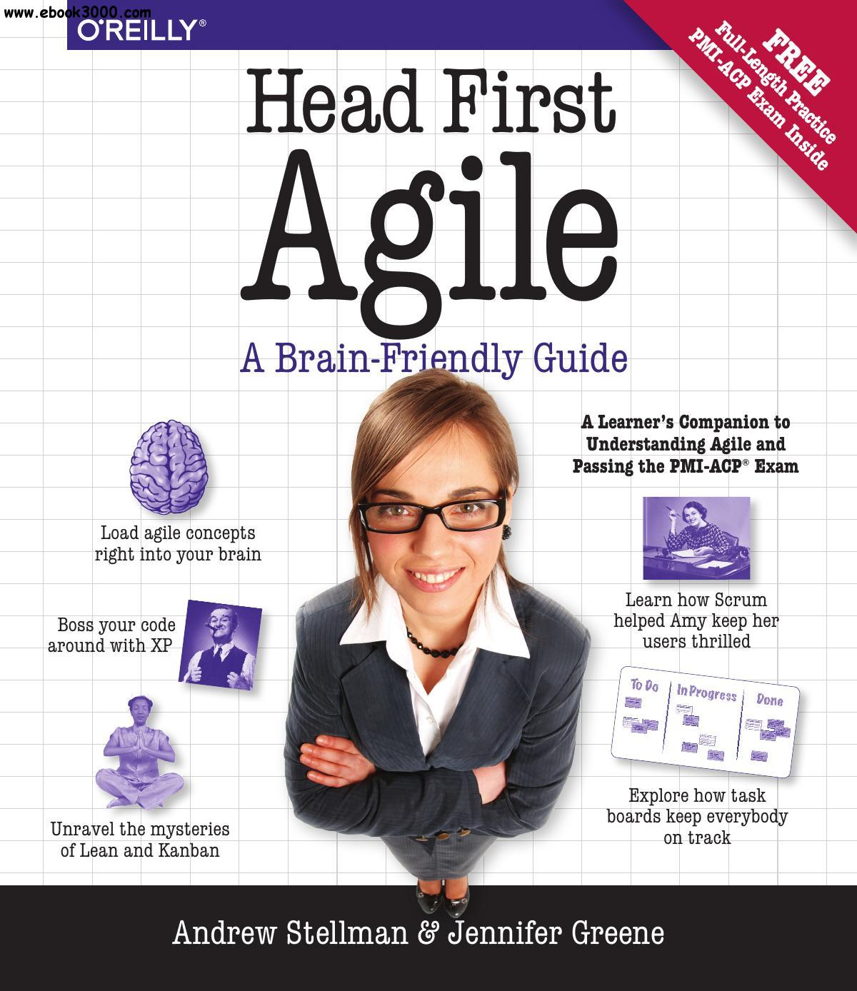 Head first agile a brain friendly guide to agile and the pmi acp head first agile a brain friendly guide to agile and the pmi acp xflitez Images