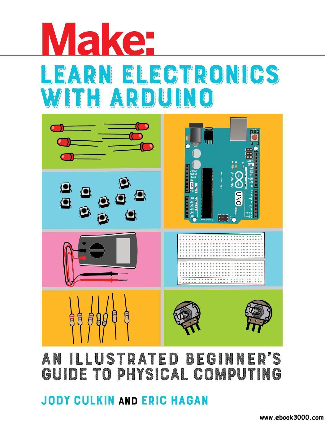 Learn electronics with arduino an illustrated beginner s