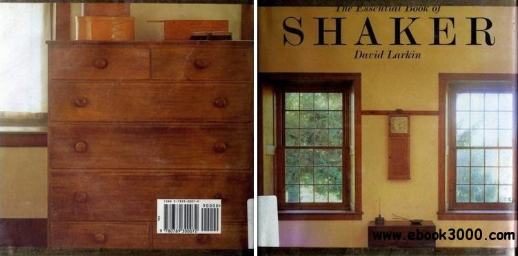 Essential Book of Shaker