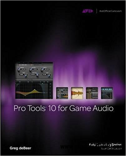 pro tools 10 for game audio free ebooks download