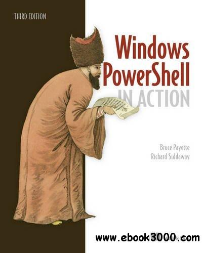 Windows PowerShell in Action, 3rd Edition