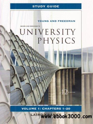 Study Guide for University Physics Vols 2 and 3