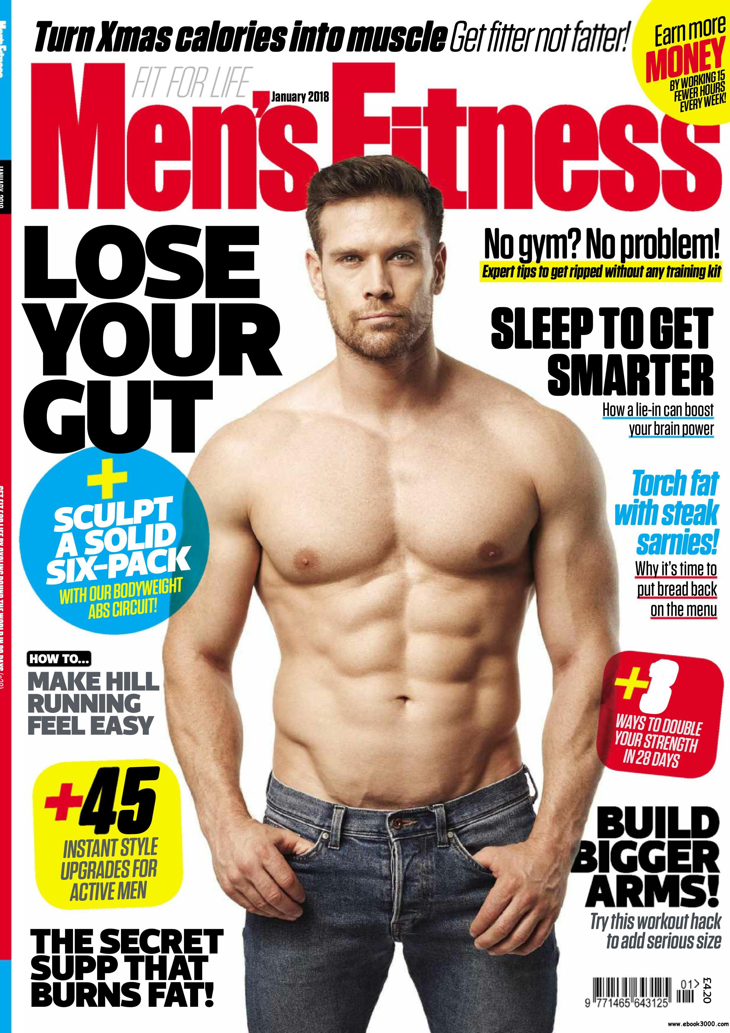 Are Health and Fitness Magazines for Men Only for Straight