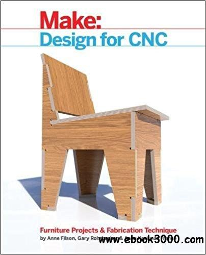 Make Design For Cnc Furniture Projects And Fabrication