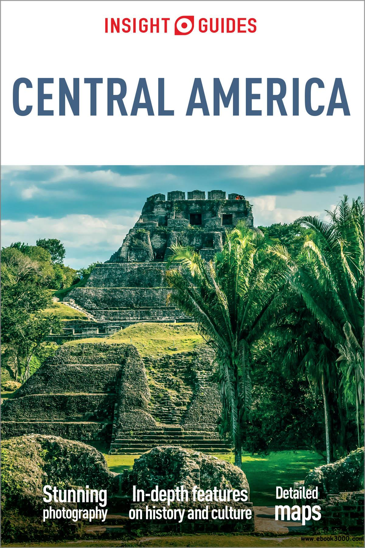 Insight Guides Central America