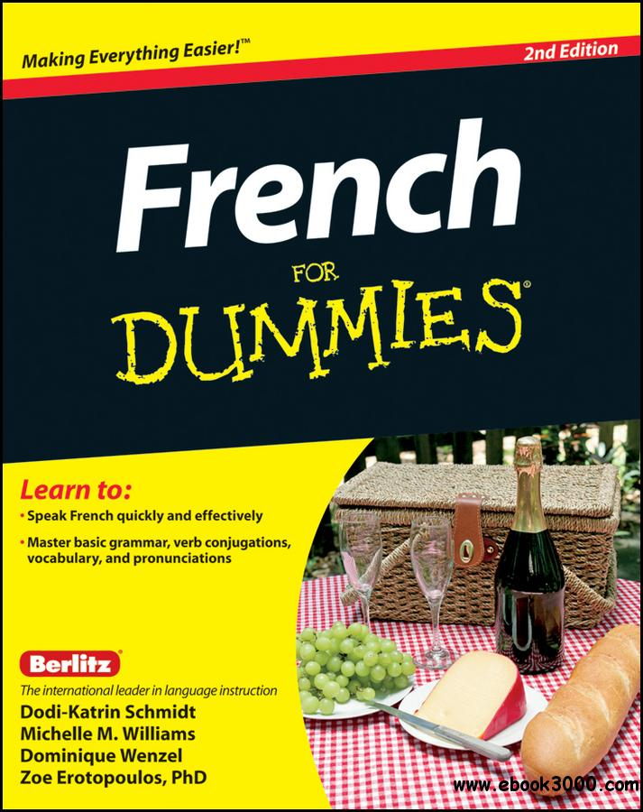 French For Dummies, 2nd Edition