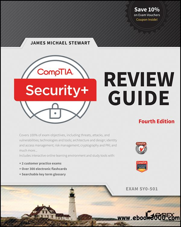 Comptia security review guide exam sy0 501 4th edition free comptia security review guide exam sy0 501 4th edition fandeluxe Images