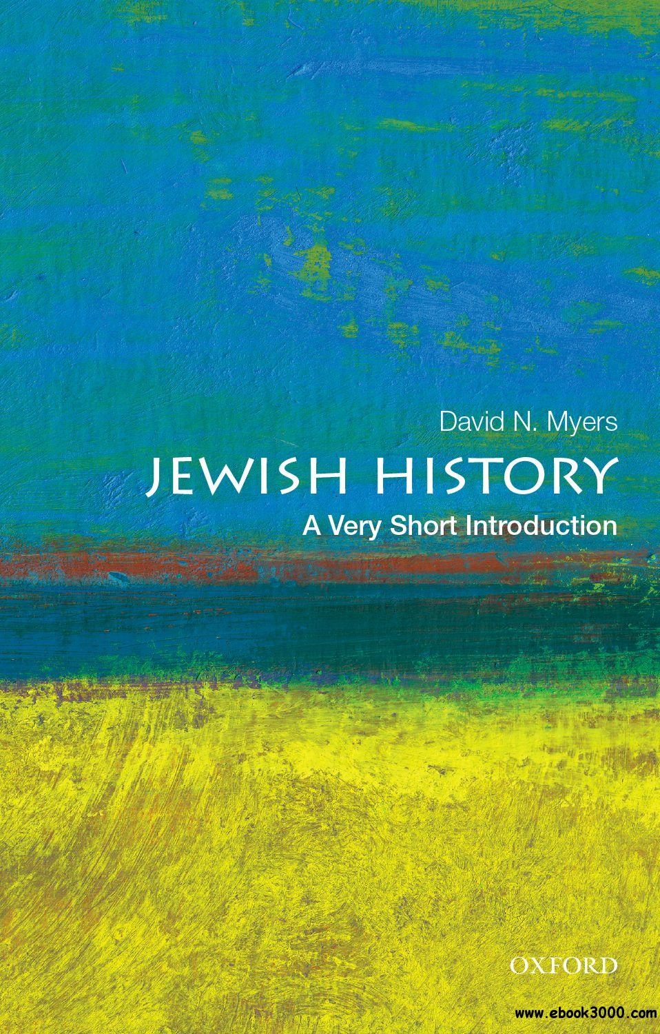 Jewish History: A Very Short Introduction (Very Short Introductions)