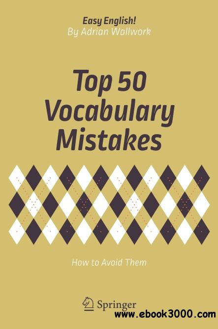Top 50 Vocabulary Mistakes: How to Avoid Them