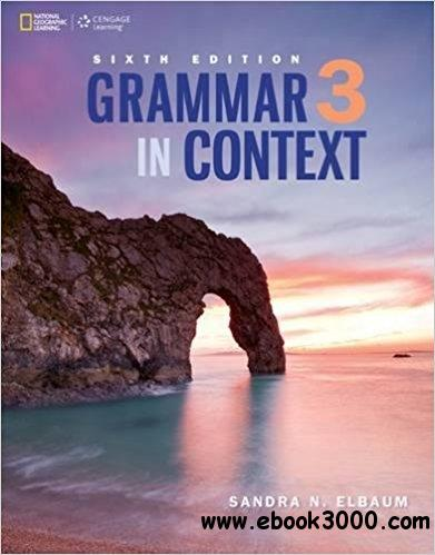 Grammar in Context 3, 6th  Edition